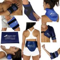 Elasto-Gel™ Hot & Cold Therapy Wraps - Moist Heat or Cold Therapy Wraps