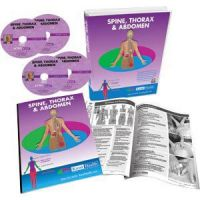 Spine Thorax & Abdomen Set Dvd Format