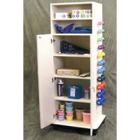Elements Cabinet Rac W/ Doors Plus