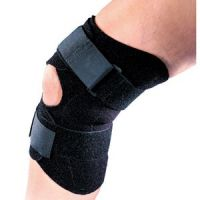 Front Closure Wraparound Knee Support, Large/X-Large