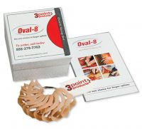 Oval-8 Splint Sizing Set