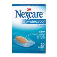 """Nexcare Waterproof Bandaid 1-1/6""""X2.25"""""""