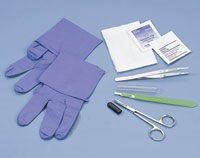 Sharp Debridement Kit