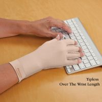 Norco™ Tipless Over the Wrist Therapeutic Compression Gloves