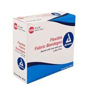 Flexible Fabric Adhesive Bandages, Sterile Box