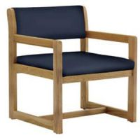 Hausmann Bariatric Arm Chair