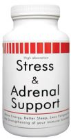 New Health Products - Stress & Adrenal Support Supplements
