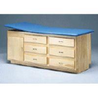 Bailey Cabinet Table With Drawers