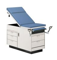Hausmann Exam Table With Left Handed Drawers
