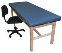 """Bailey Classroom H-Brace Trmt Table W/2""""Mat"""