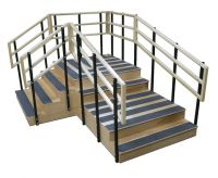"Bariatric Training Stairs-78"" X 104"""