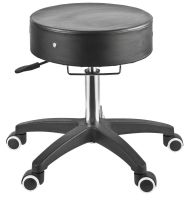 Master® Massage Equipment The Glider™ Adjustable Rolling Stool