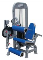 Quantum Fitness Seated Leg Curl/Ext Combo W/O Rom