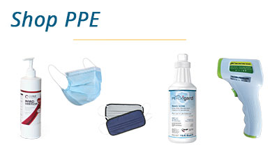 Shop PPE Supplies