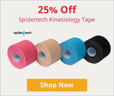 Spidertech Kinesiology Tape