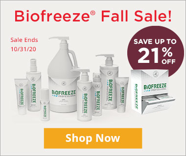 Biofreeze Fall Sale