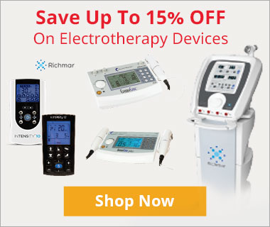 15 off ElectroTherapy Devices