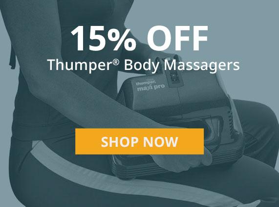 Thumper Percussive Massagers