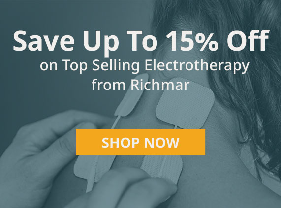 15 Off Select Richmar Electrotherapy